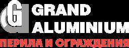 Логотип Grandaluminium - Алюминиевые перила и ограждения в Крыму
