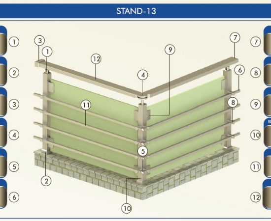 Stand 13