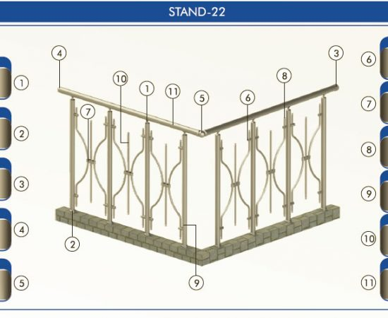 Stand 22