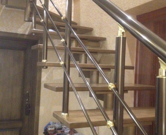 Внутренние лестницы в частном доме: основные элементы конструкции