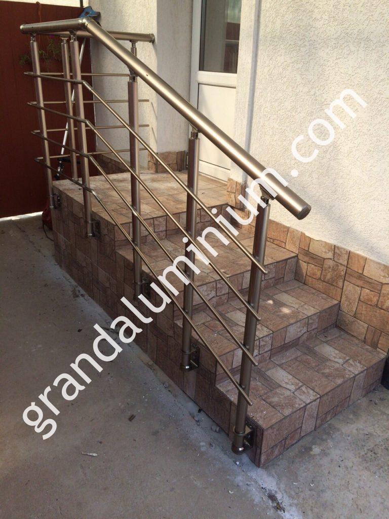 Ограждения для лестницы