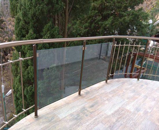Основные требования к балконным ограждениям