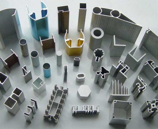 Как производят алюминиевый профиль