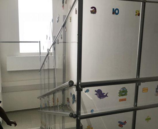 Требования к лестничным ограждениям в детских учреждениях
